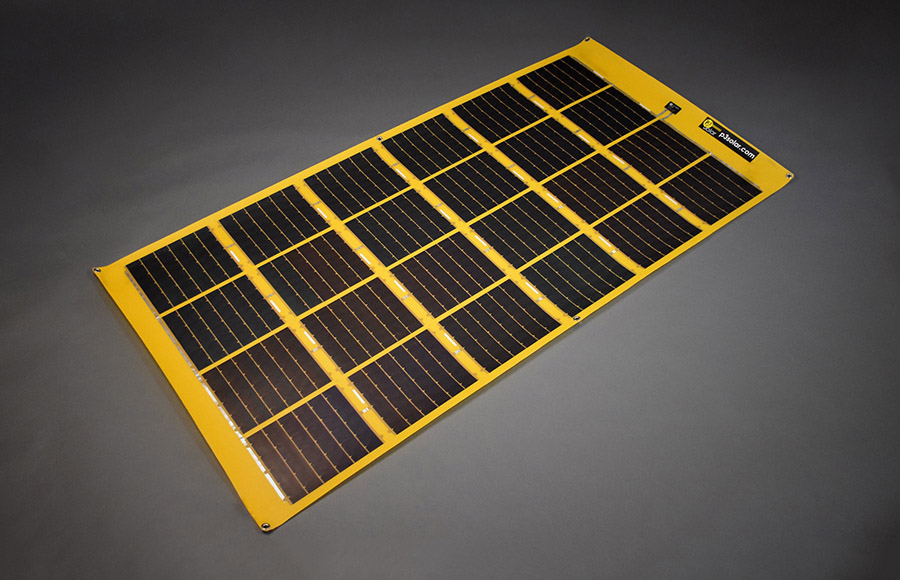 200W<br/> Rollable Solar Charger
