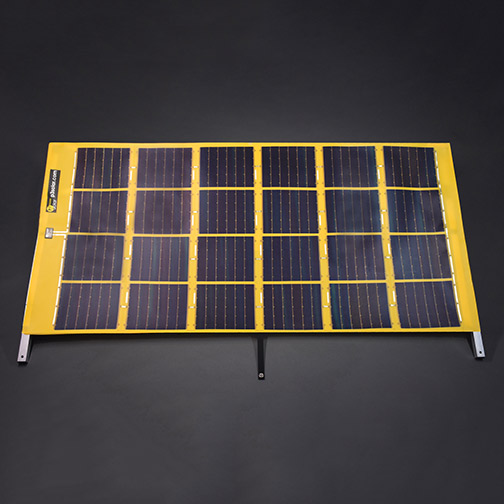 Ez Out 200 Watt Solar Charging Kit P3 Solar