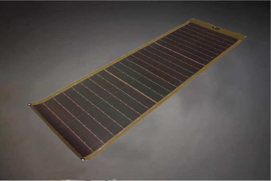 80w Rollable Solar Charger P3 Solar